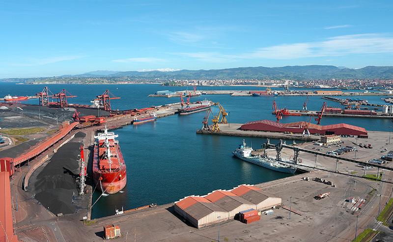 CEMOSA firma el contrato para redacción de proyectos con el Puerto de Gijón